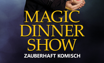 28. November 2019: Magic Dinner Show mit Kevin Köneke